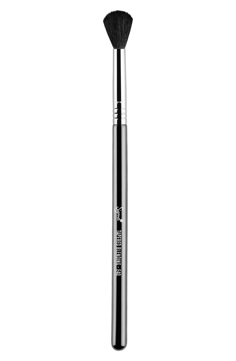 SIGMA BEAUTY E40 Tapered Blending Brush, Main, color, NO COLOR