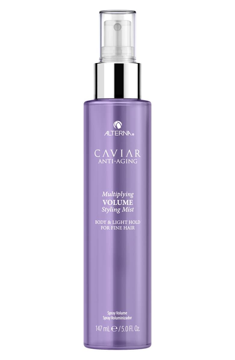 ALTERNA<SUP>®</SUP> Caviar Anti-Aging Multiplying Volume Styling Mist, Main, color, No Color