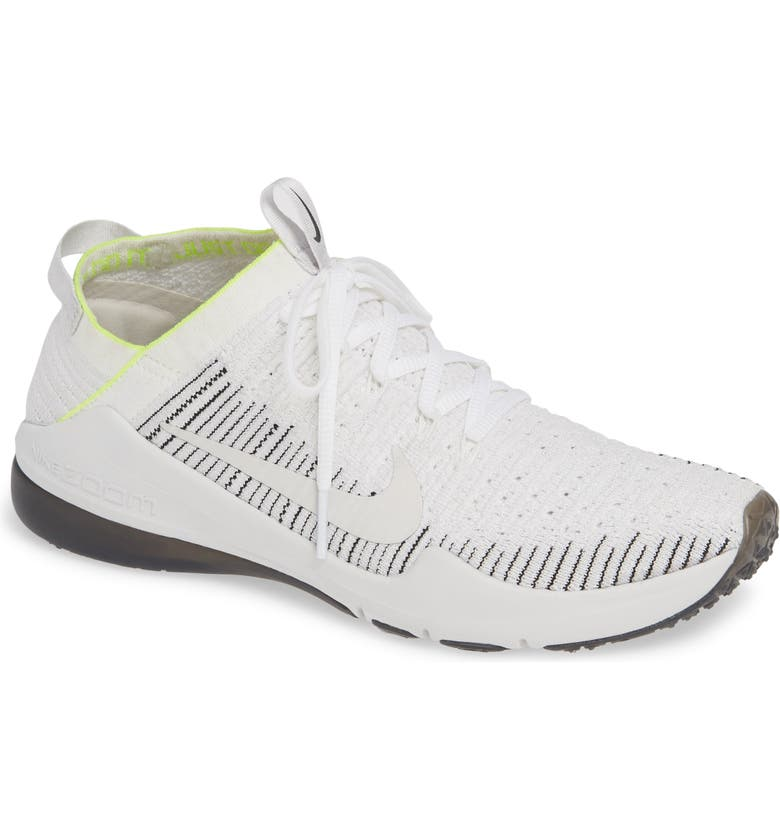 NIKE Zoom Air Fearless Flyknit 2 AMP Training Shoe, Main, color, 101