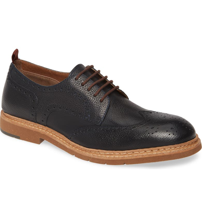JOHNSTON & MURPHY J&M 1850 Pearce Wingtip, Main, color, 411