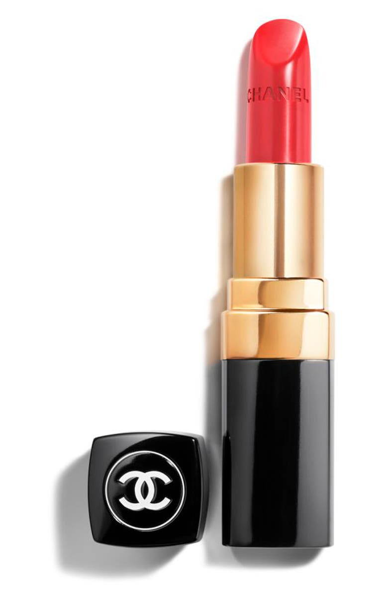 CHANEL ROUGE COCO <br />Ultra Hydrating Lip Colour, Main, color, 472 EXPERIMENTAL