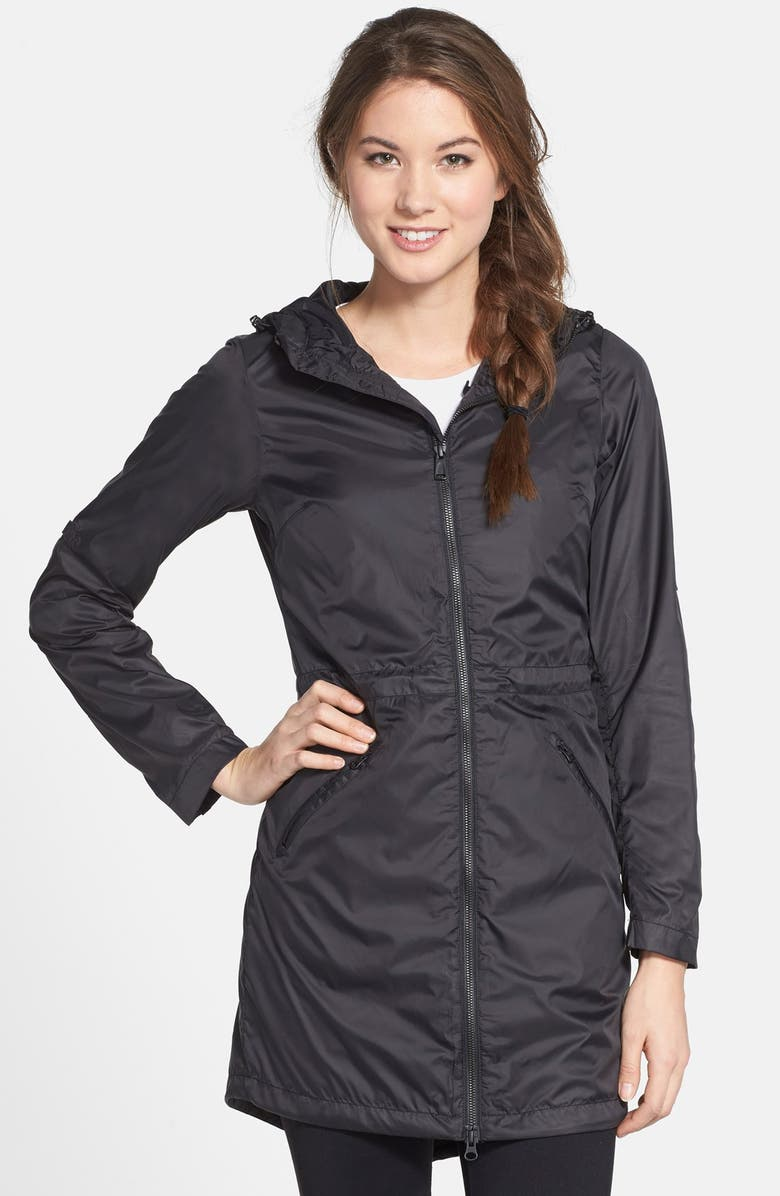 THE NORTH FACE 'Rissy' Packable Wind Resistant Jacket, Main, color, 001
