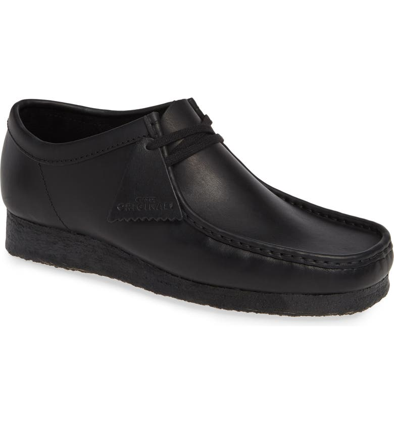 CLARKS<SUP>®</SUP> 'Wallabee' Moc Toe Derby, Main, color, 003