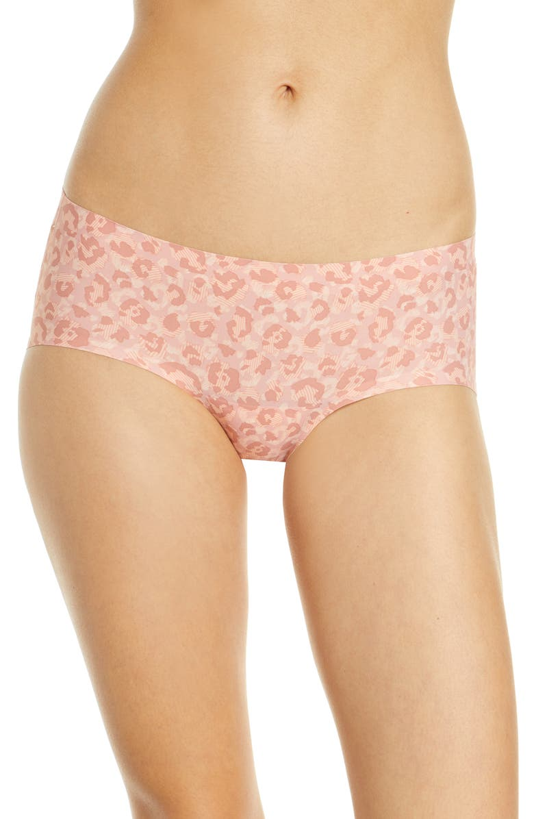 KNIX Leakproof Boyshorts, Main, color, LEOPARD
