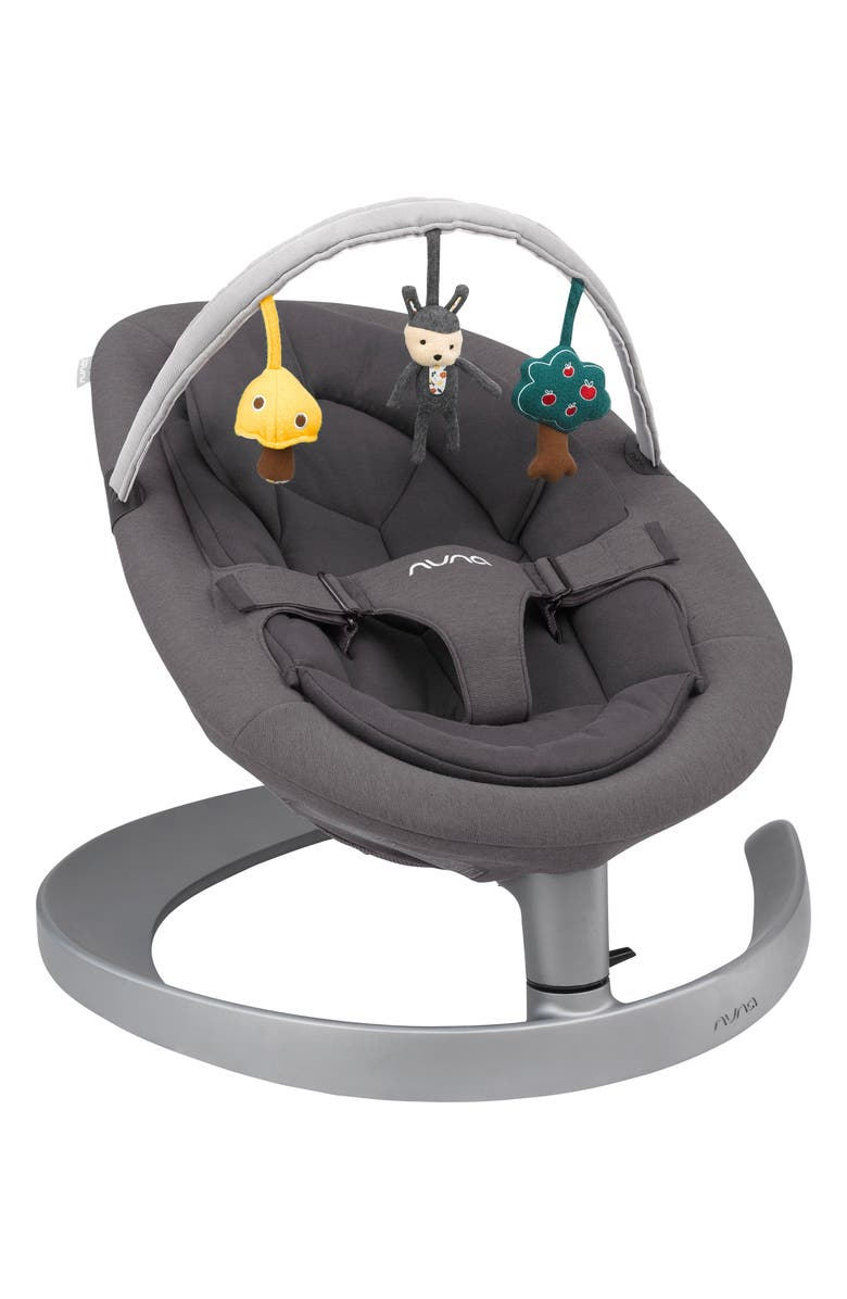 NUNA LEAF<sup>™</sup> Grow Baby Seat with Toy Bar, Main, color, 020