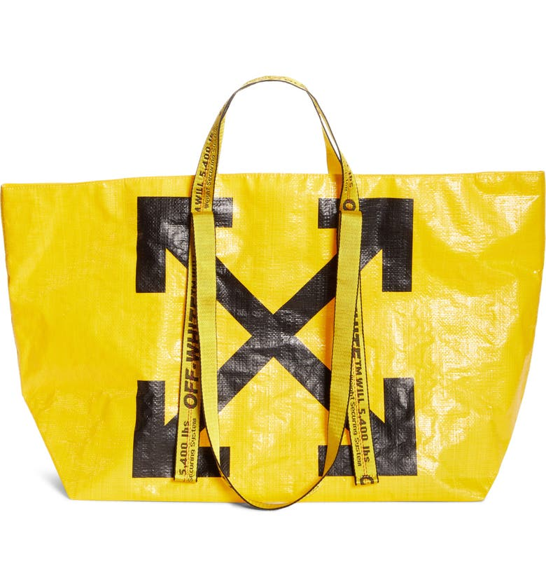 OFF-WHITE New Commercial Tote, Main, color, 700