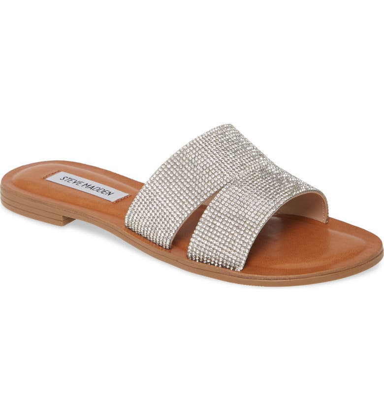 STEVE MADDEN Alexandra Slide Sandal, Main, color, 041