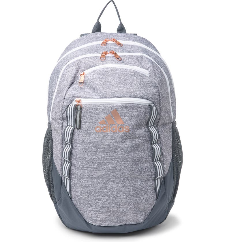 ADIDAS Excel 6 Backpack, Main, color, GREY
