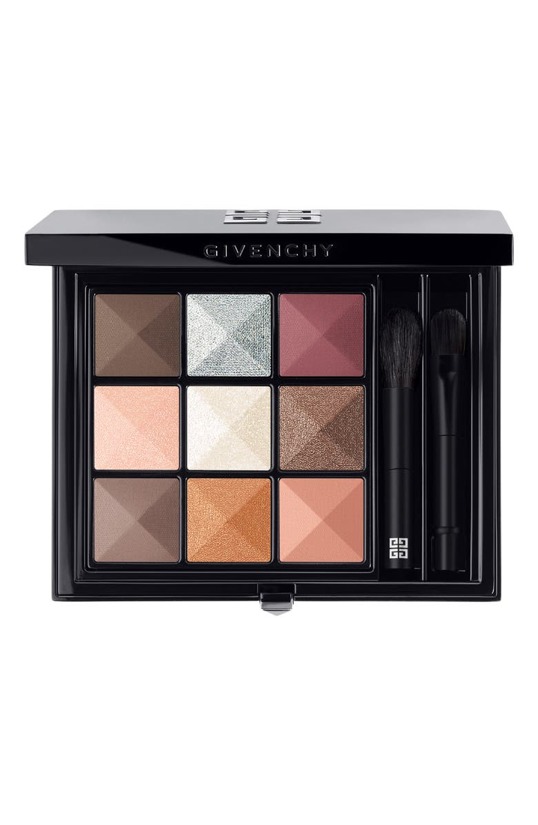 GIVENCHY Le 9 de Givenchy Eyeshadow Palette, Main, color, 1 EARTHY ORANGE