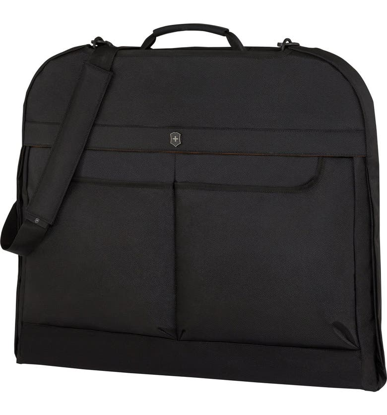 VICTORINOX SWISS ARMY<SUP>®</SUP> WT 5.0 Deluxe Garment Bag, Main, color, 001