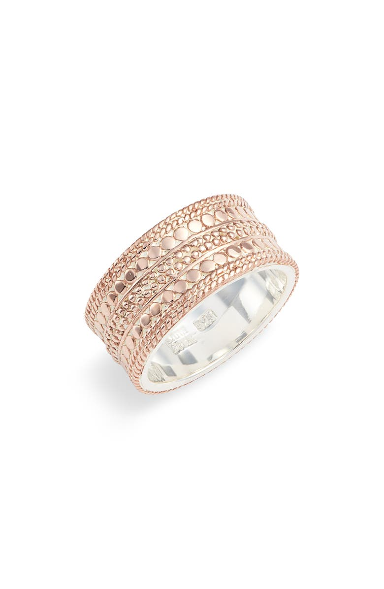 ANNA BECK Cigar Band Ring, Main, color, 650
