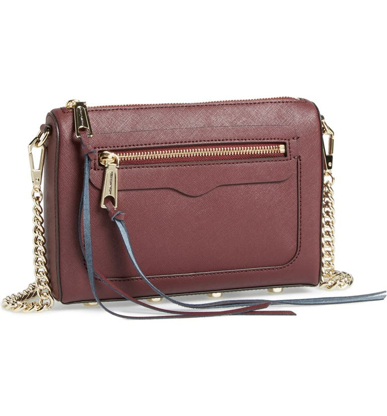 REBECCA MINKOFF 'Avery' Convertible Crossbody Bag, Main, color, 601