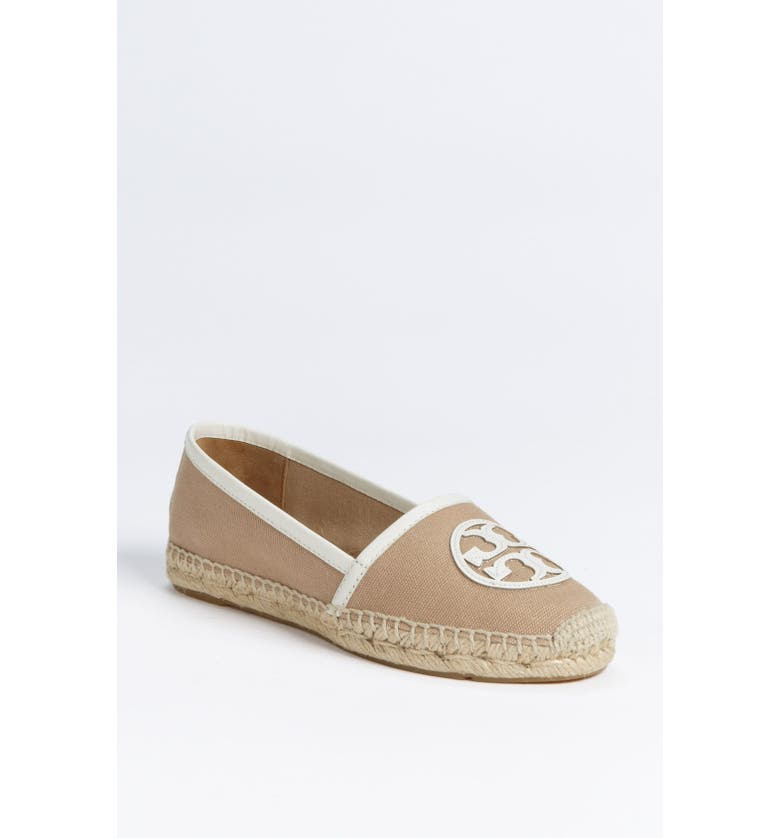 TORY BURCH 'Angus' Espadrille Flat, Main, color, 200