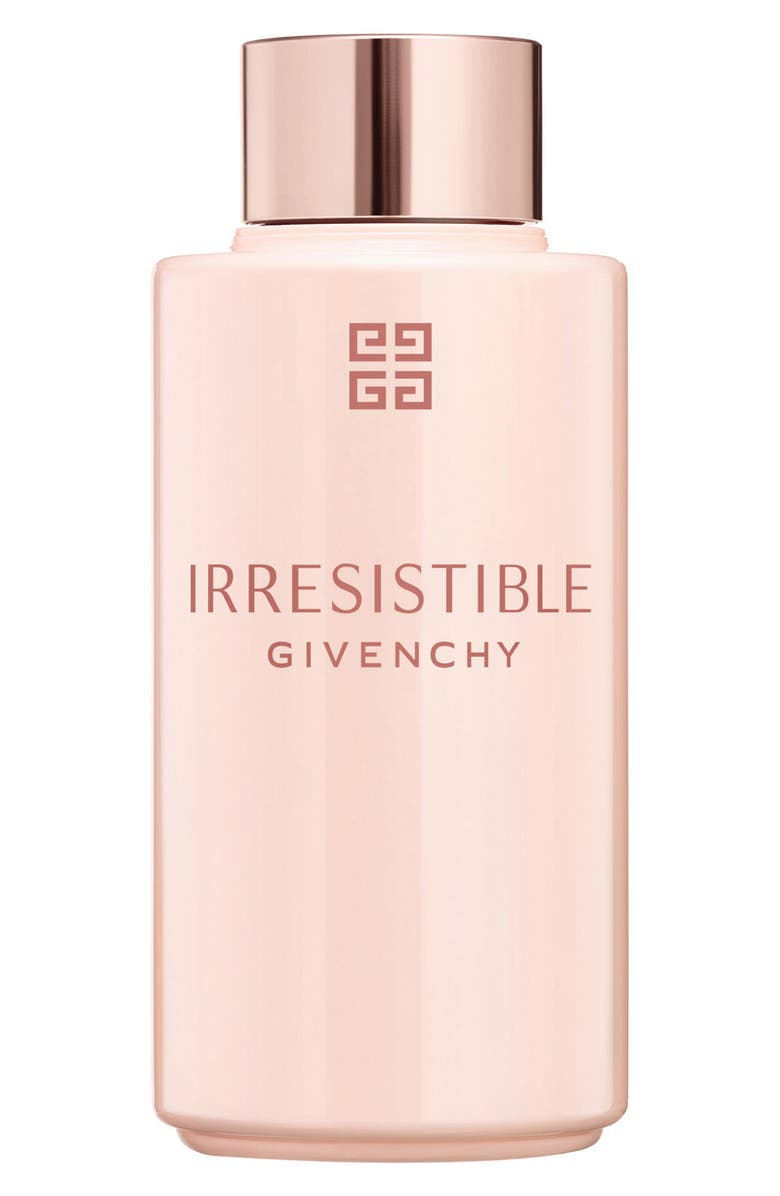 GIVENCHY Irresistible Bath and Shower Oil, Main, color, No Color