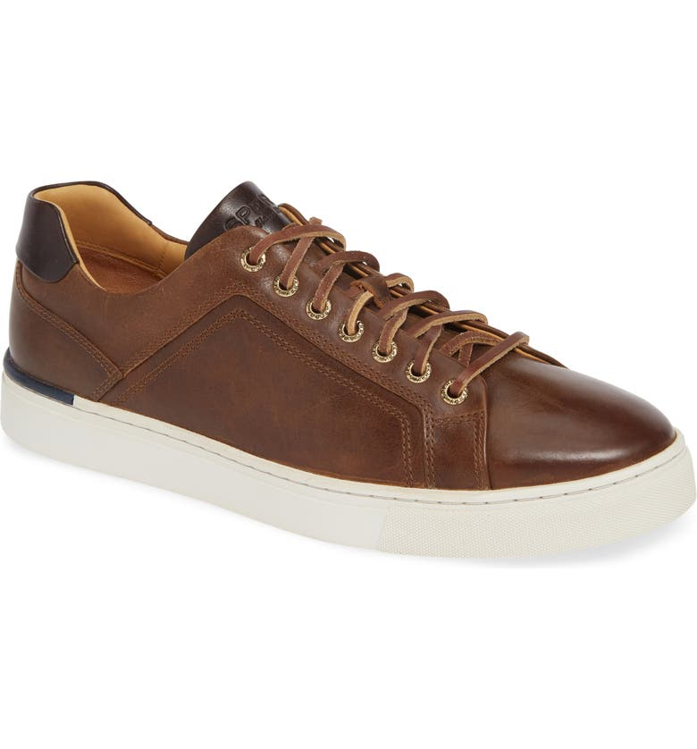 SPERRY Gold Cup Victura LTT Sneaker, Main, color, BROWN