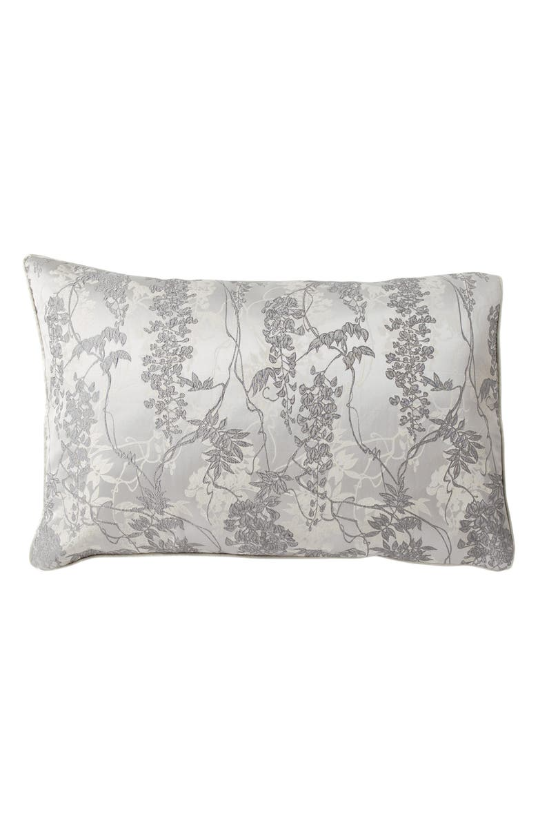 MICHAEL ARAM Wisteria Sham, Main, color, Grey
