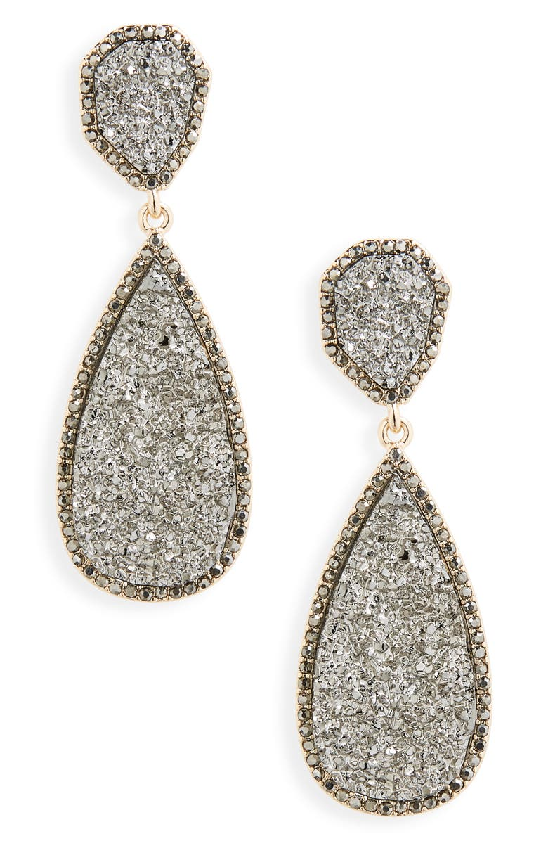 BAUBLEBAR Moonlight Drop Earrings, Main, color, 020