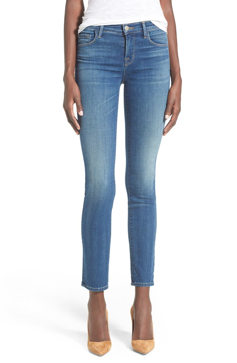 J BRAND Ankle Skinny Jeans, Main, color, ACTIVATE