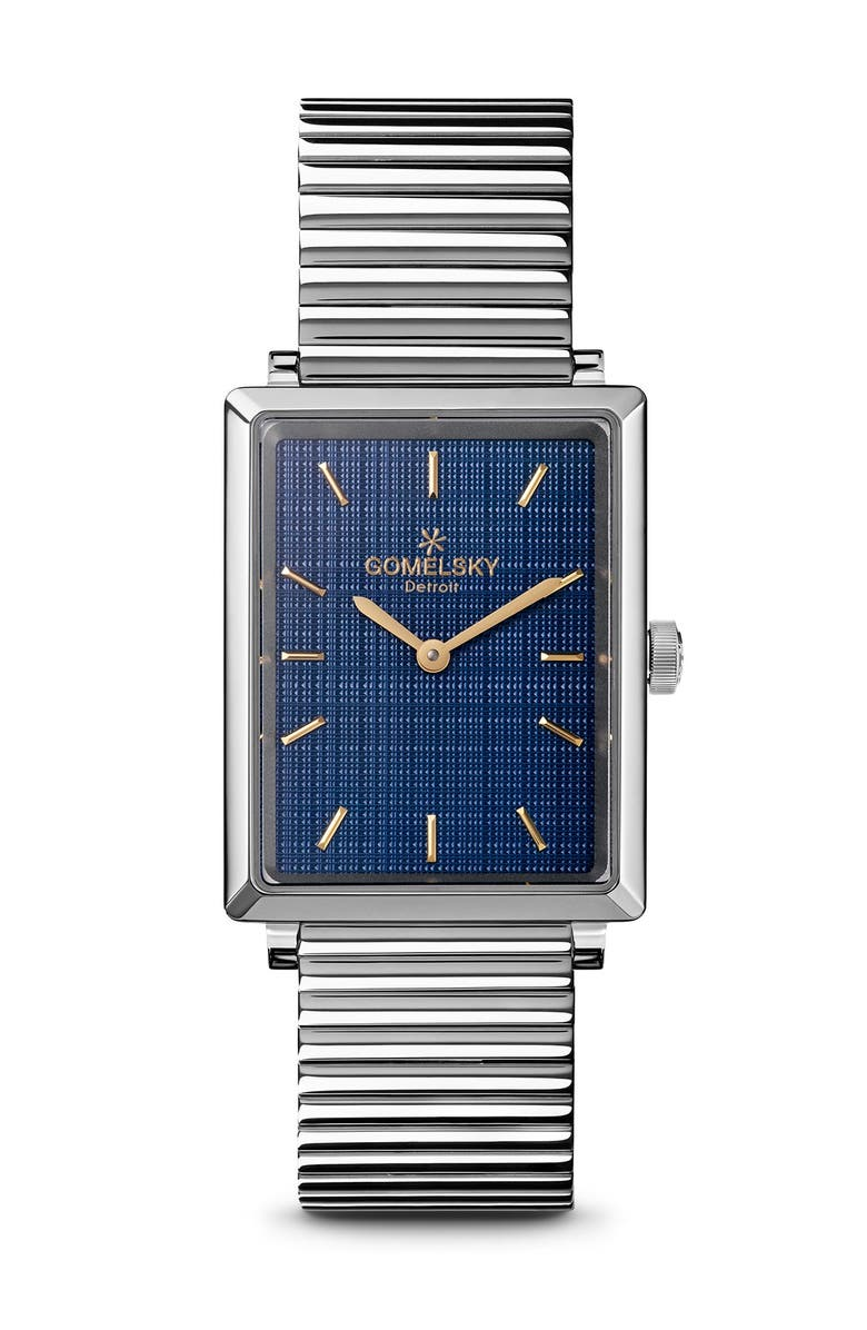 GOMELSKY BY SHINOLA Women's Shirley Fromer Watch, 32mm, Main, color, SILVER