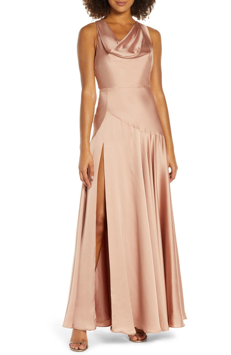 FAME AND PARTNERS The Alice Evening Gown, Main, color, 251