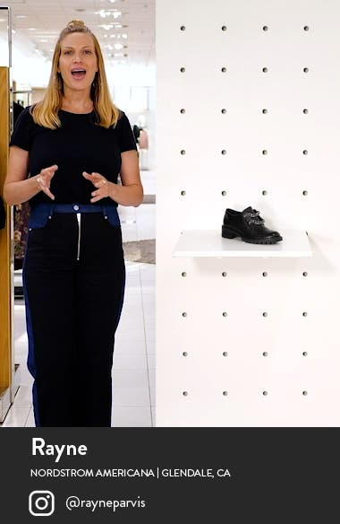 Ruteh Lug Sole Loafer, sales video thumbnail