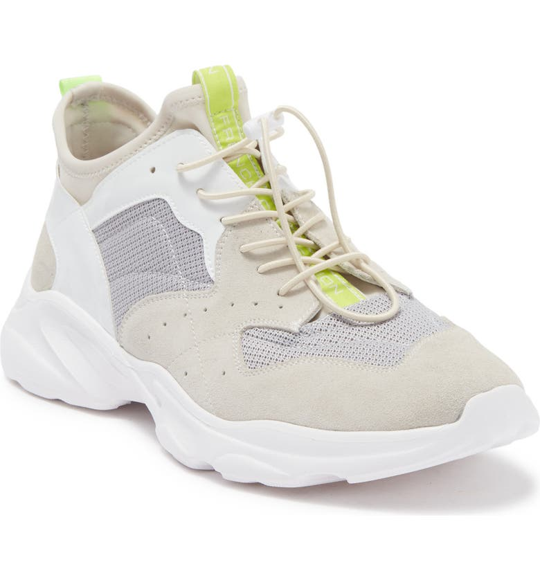 FRENCH CONNECTION Leon Lifestyle Sneaker, Main, color, SAND