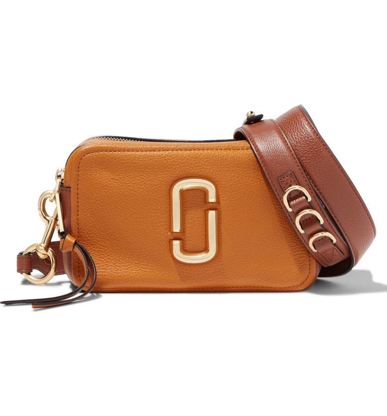 THE MARC JACOBS The Softshot 21 Crossbody Bag, Main, color, 207
