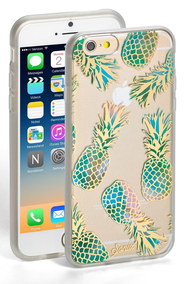 SONIX Liana Teal iPhone 6/6s Case, Main, color, 440
