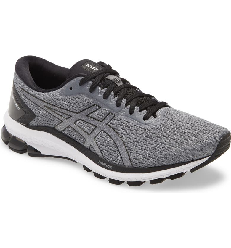 ASICS<SUP>®</SUP> GT-1000 9 Running Shoe, Main, color, PIEDMONT GREY/ PURE SILVER