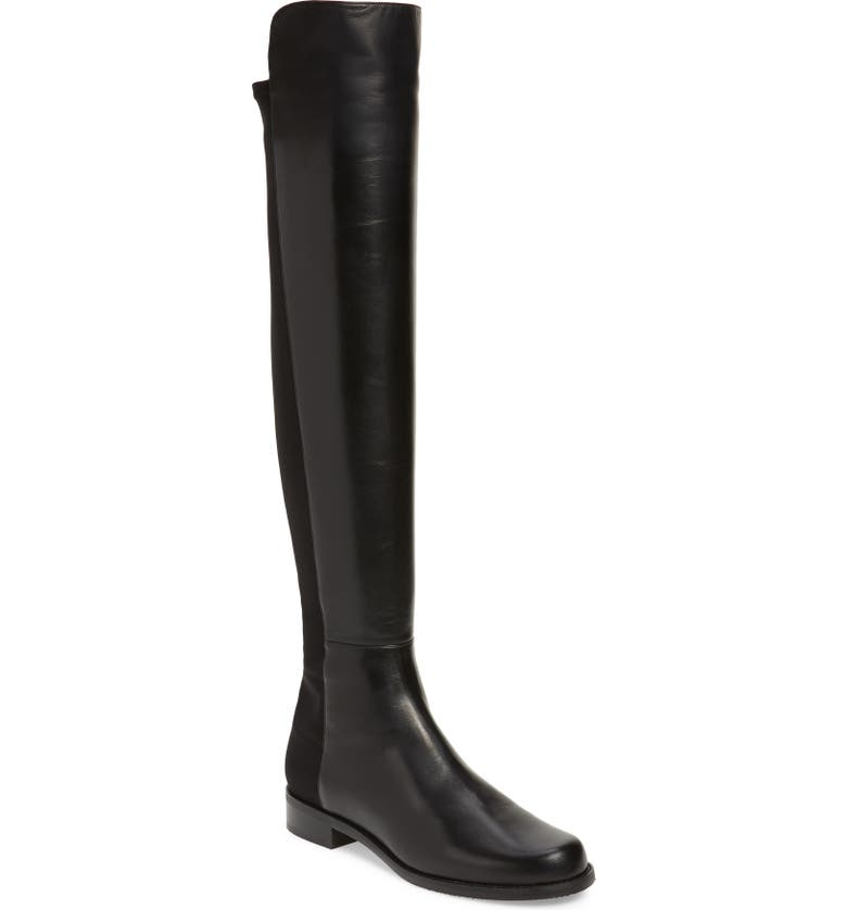 STUART WEITZMAN 5050 Over the Knee Boot, Main, color, 002