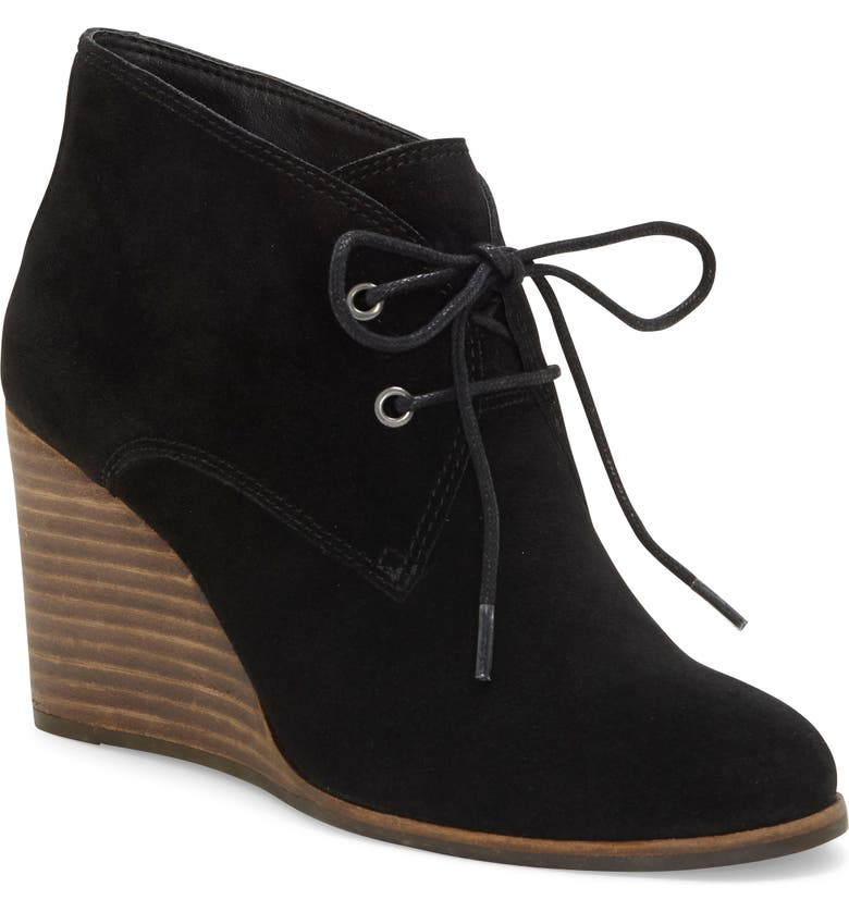LUCKY BRAND Shijo Bootie, Main, color, 001