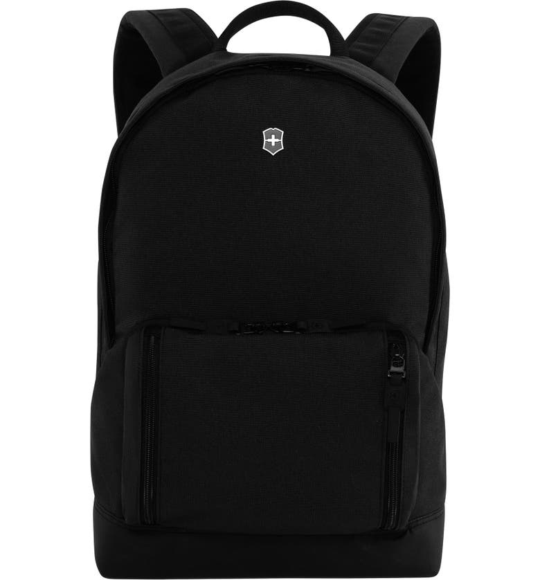VICTORINOX SWISS ARMY<SUP>®</SUP> Altmont Classic Black Laptop Backpack, Main, color, 001
