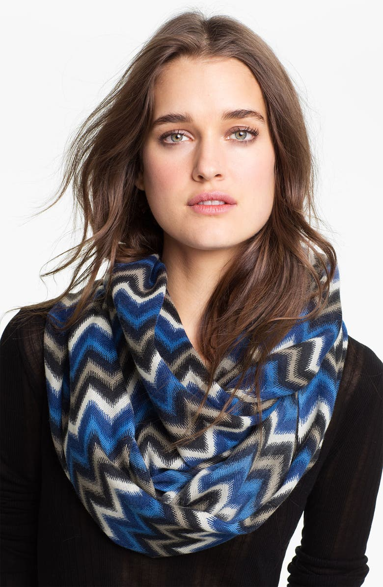 LULLA COLLECTION BY BINDYA 'Zeus' Infinity Scarf, Main, color, 400