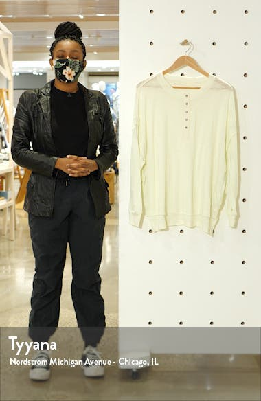 One Up Long Sleeve Top, sales video thumbnail