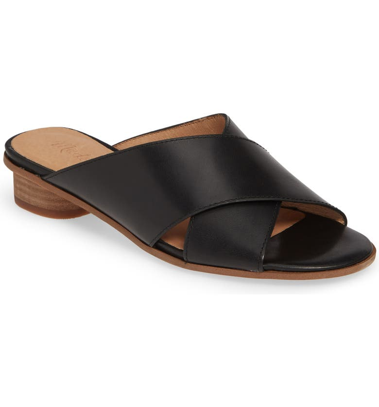 MADEWELL The Ruthie Crisscross Sandal, Main, color, 001