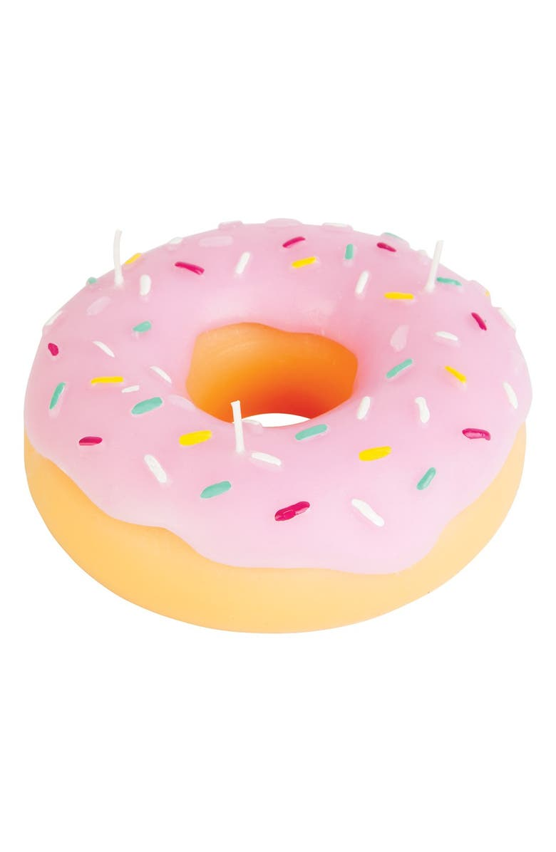 SUNNYLIFE Donut Candle, Main, color, 650