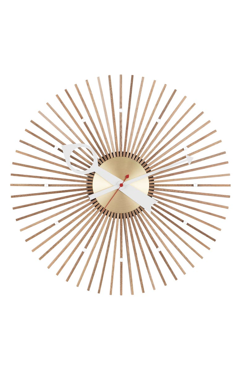 VITRA George Nelson Wall Clock, Main, color, 200
