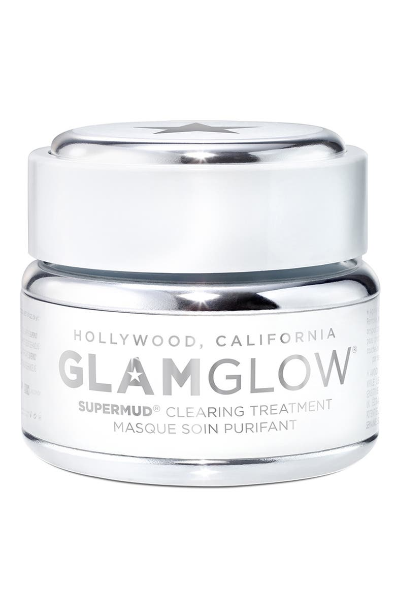 GLAMGLOW<SUP>®</SUP> SUPERMUD<sup>®</sup> Clearing Treatment Mask, Main, color, No Color