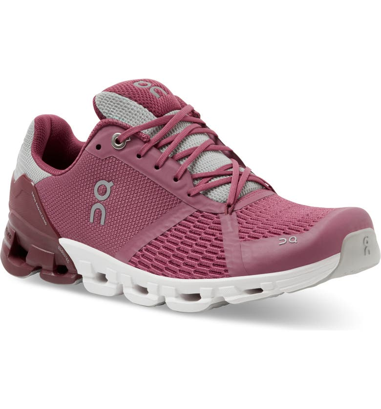 ON Running Cloudflyer Running Shoe, Main, color, MAGENTA/ MULBERRY