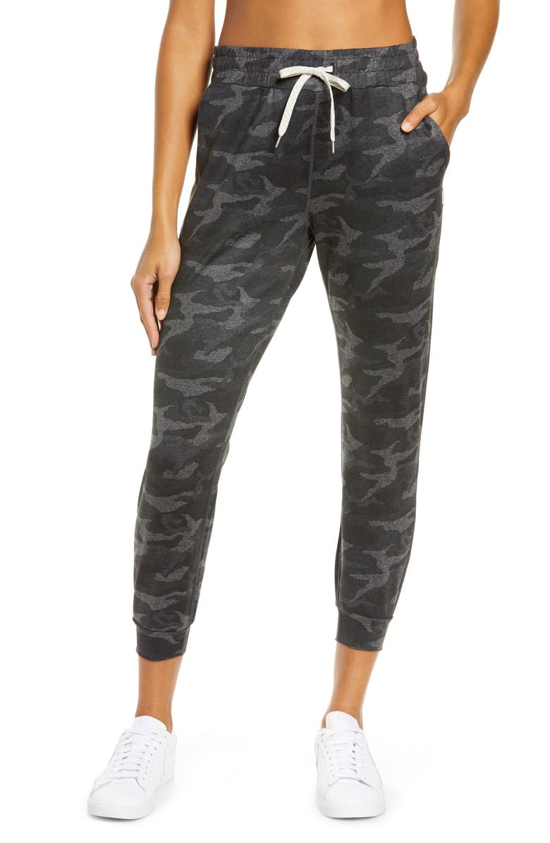 VUORI Performance Joggers, Main, color, BLACK CAMO
