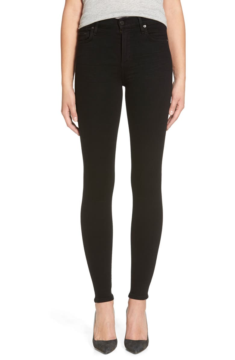 CITIZENS OF HUMANITY Rocket High Waist Skinny Jeans, Main, color, 002