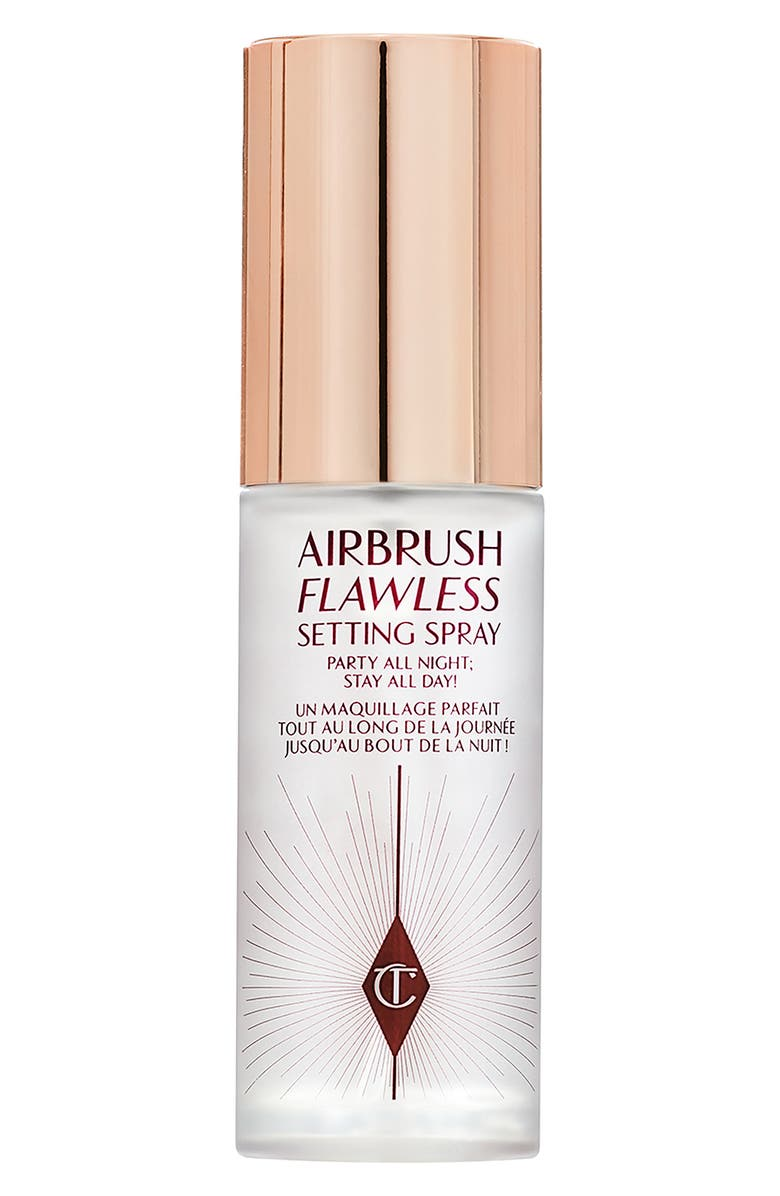 CHARLOTTE TILBURY Airbrush Flawless Makeup Setting Spray, Main, color, No Color