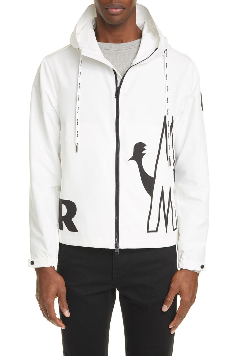 MONCLER Mythos Hooded Jacket, Main, color, 279