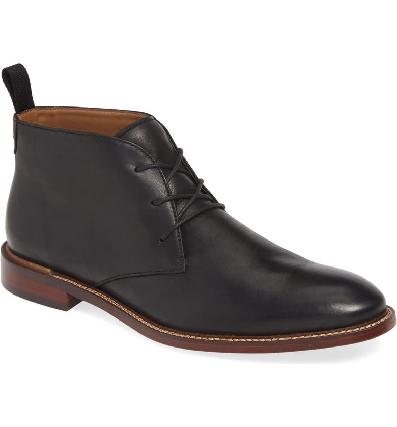 NORDSTROM MEN'S SHOP Chase Chukka Boot, Main, color, 001
