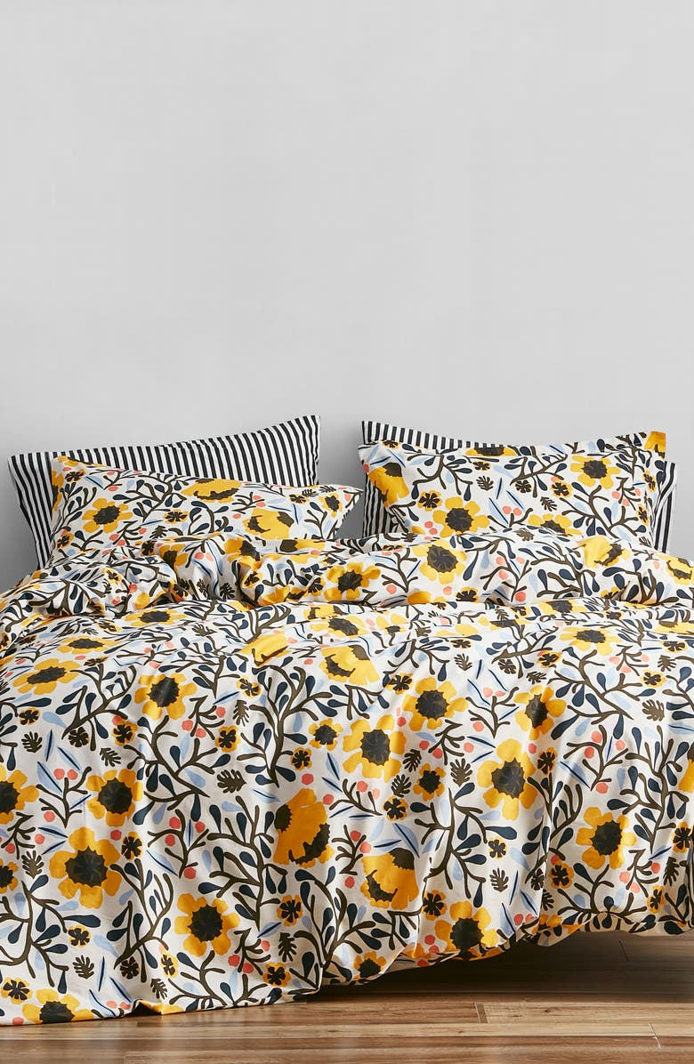 MARIMEKKO Mykero Comforter & Sham Set, Main, color, MULTI
