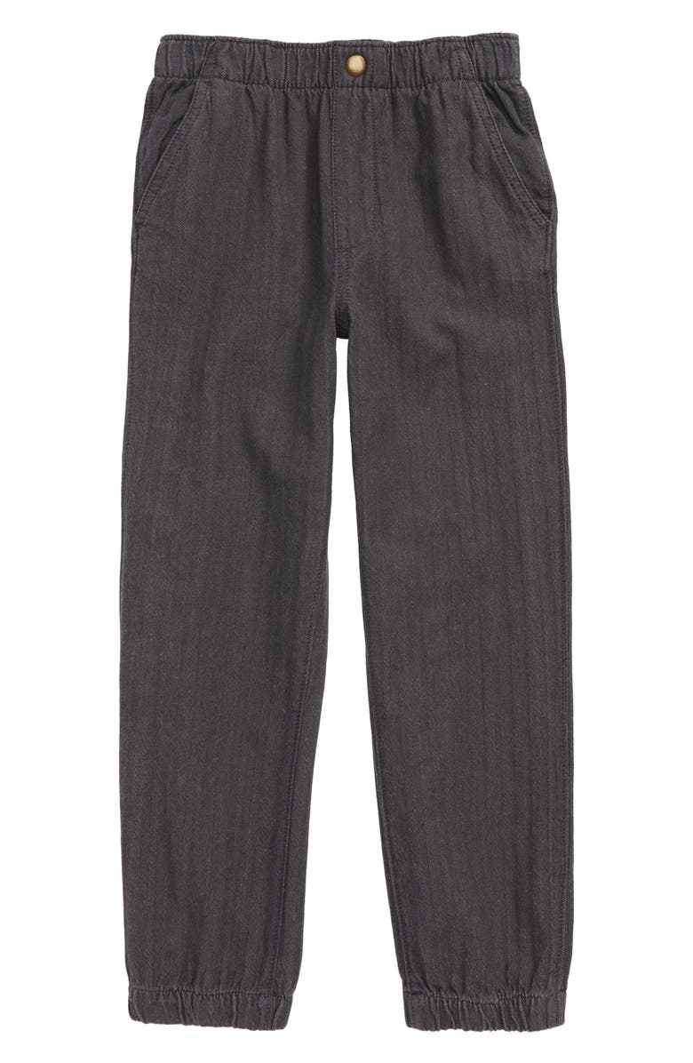HATLEY Charcoal Mélange Jogger Pants, Main, color, 020