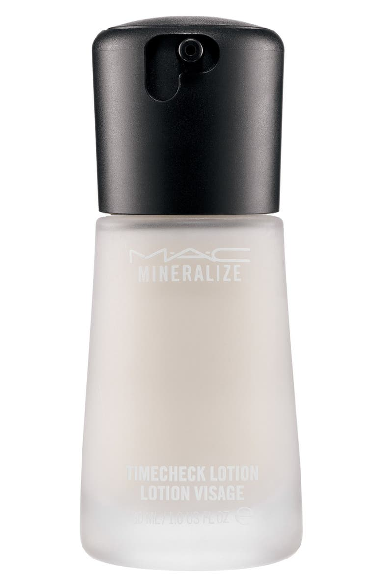 MAC COSMETICS MAC Mineralize Timecheck Lotion, Main, color, No Color