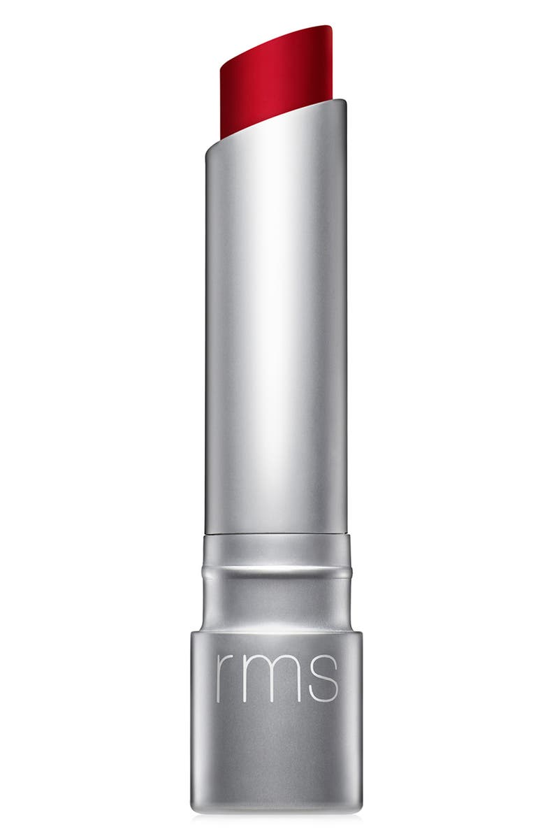 RMS BEAUTY Wild with Desire Lipstick, Main, color, REBOUND