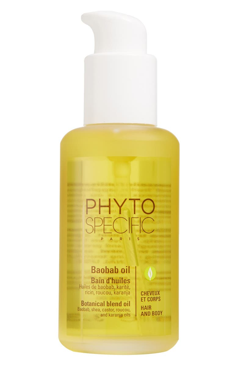 PHYTO PhytoSpecific Baobab Oil, Main, color, 000