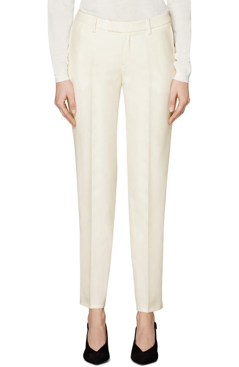 SUISTUDIO Robin Classic Wool Trousers, Main, color, 900
